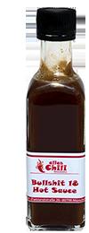 Bullshit 18 Hot Sauce